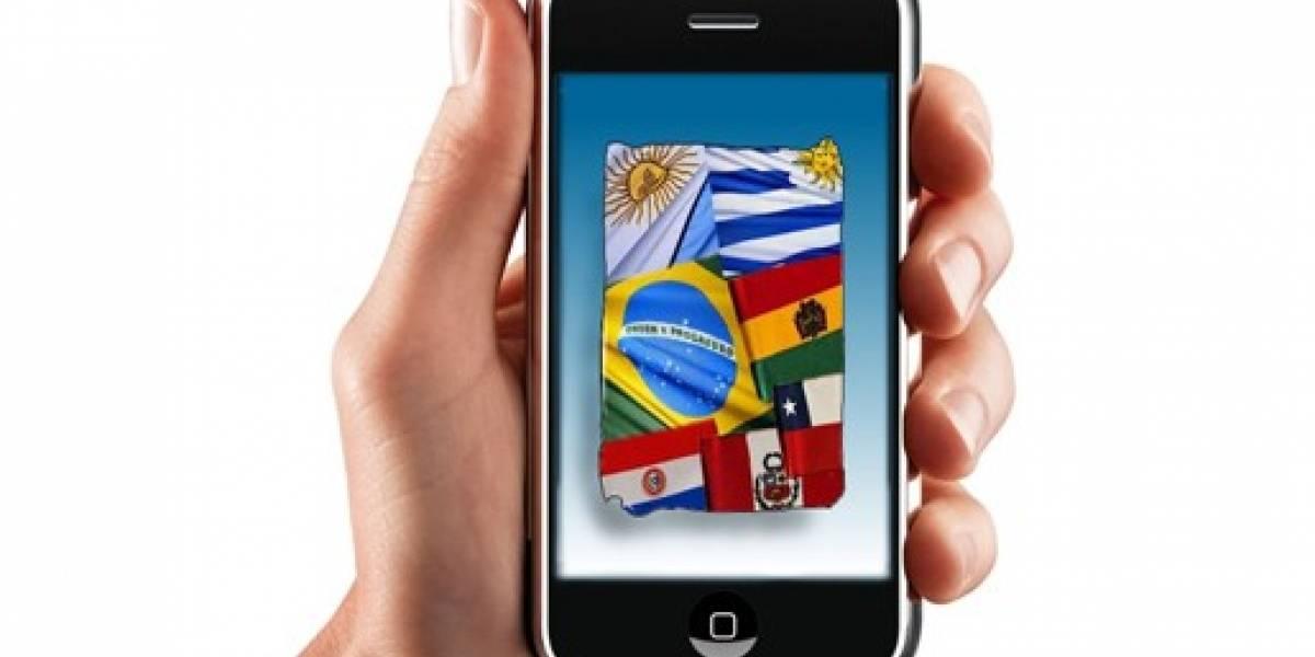 Argentina, Chile y Brasil, los países con más celulares por cada 1000 habitantes en Latam