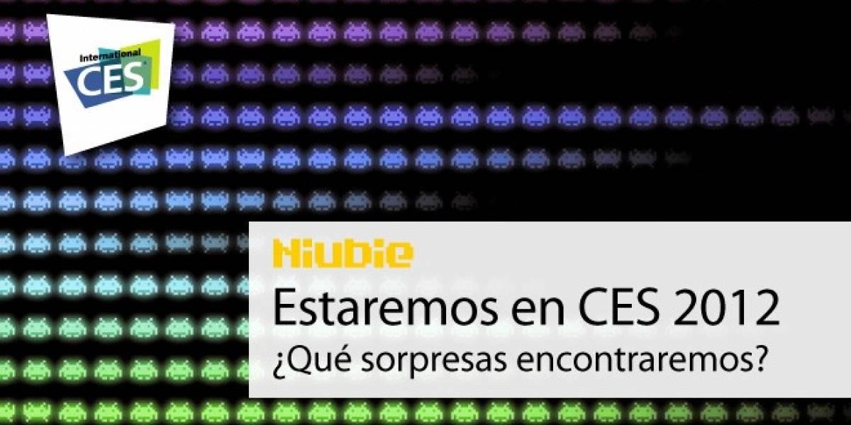 Lo que podríamos ver en el CES 2012