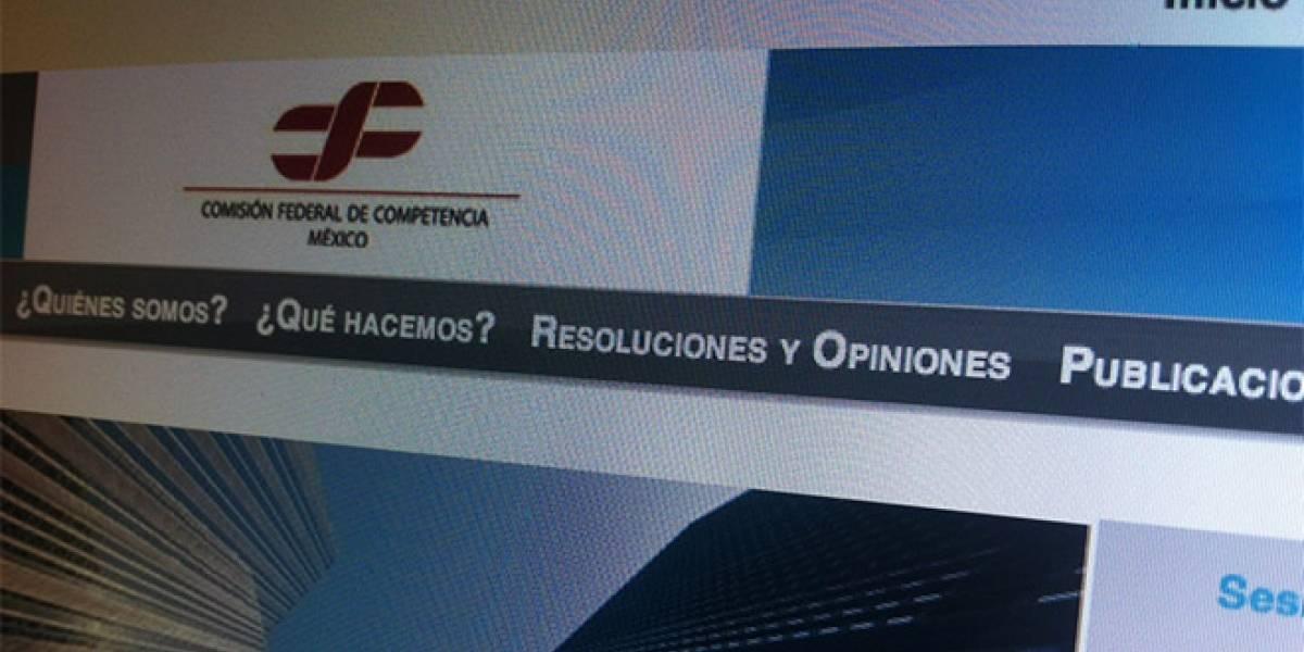 México: Hackean la página de la Comisión Federal de Competencia