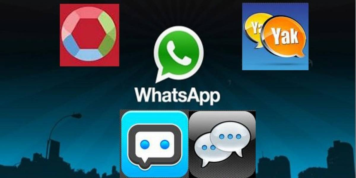 4 aplicaciones alternativas a WhatsApp