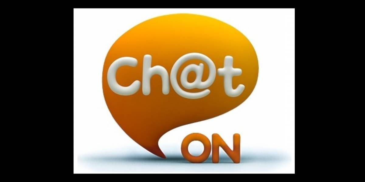 ChatON de Samsung podría integrar llamadas de audio y video muy pronto