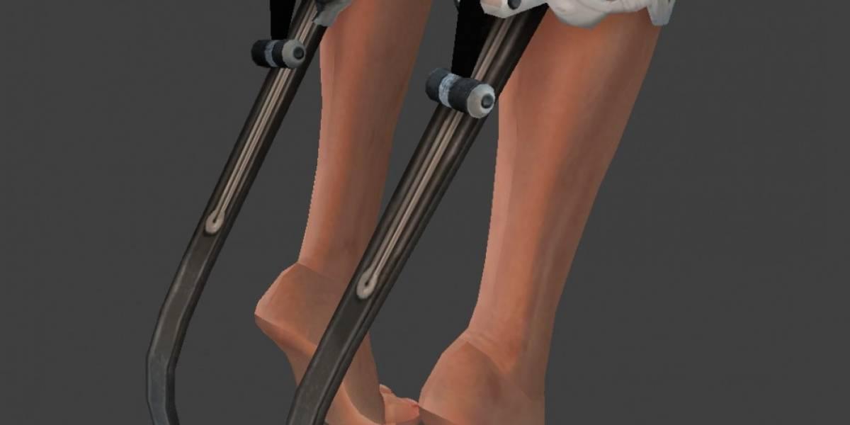 Estas botas están hechas para caídas largas y eso es justamente lo que hacen
