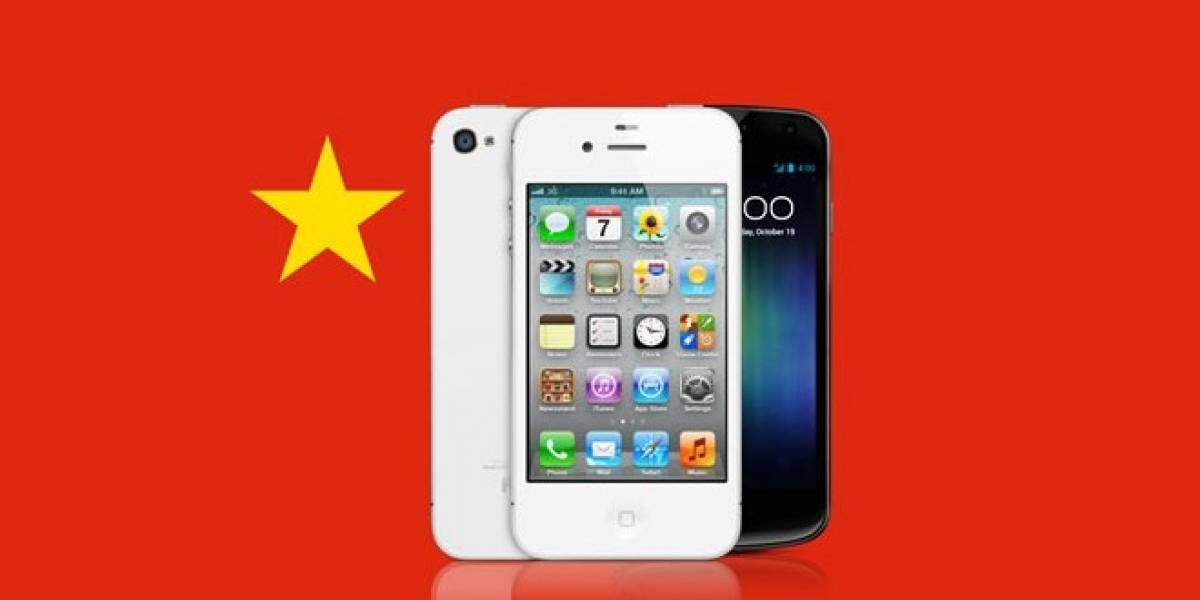 Finalmente China se convierte en el mayor mercado de smartphones