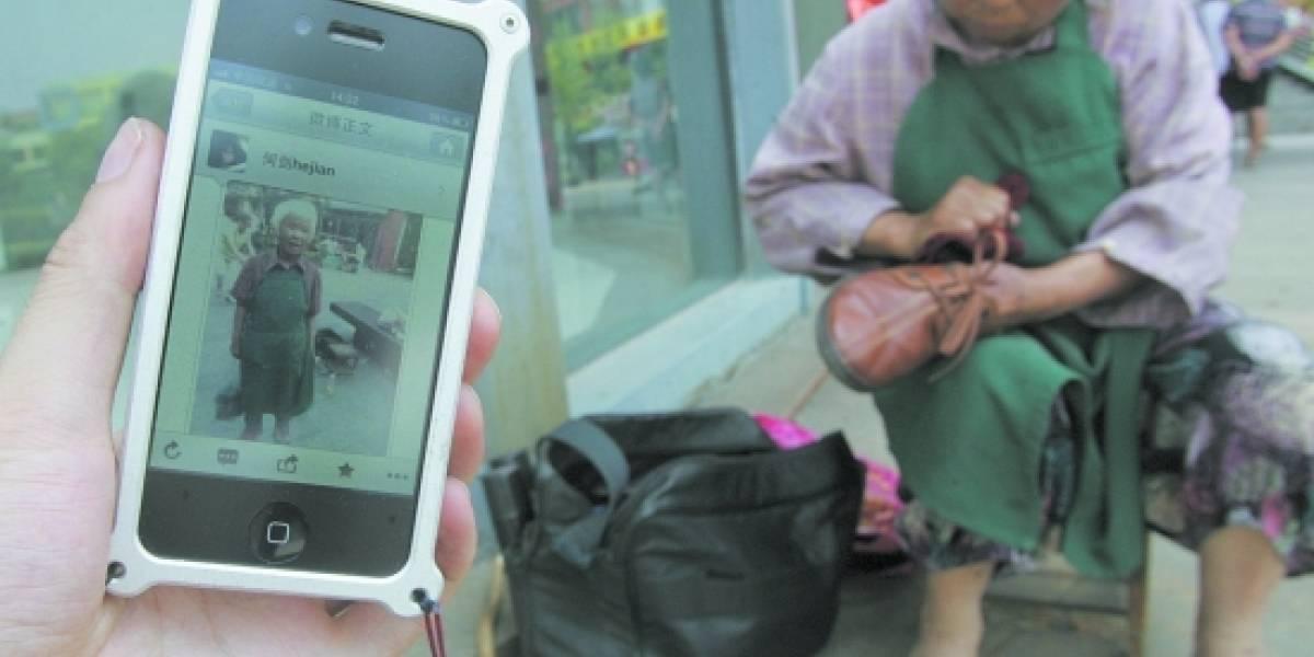 Mujer encuentra a su hija gracias a una red social china