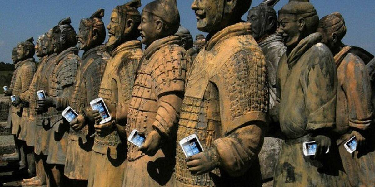 China supera a EE. UU. y ya es el mayor mercado de smartphones del mundo