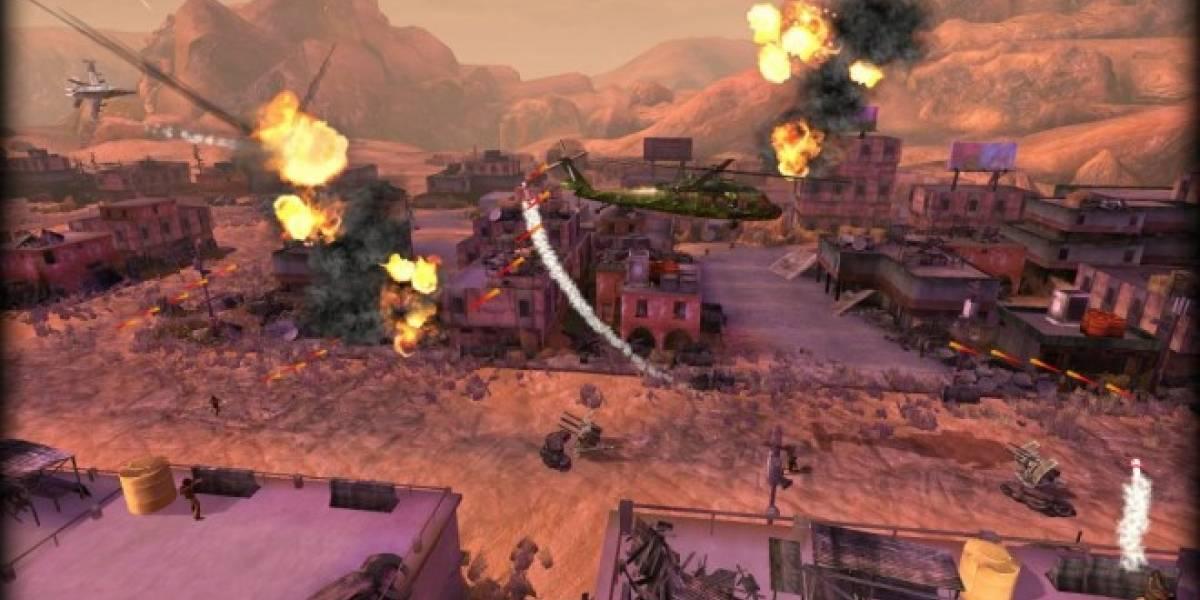 Choplifter HD llega la próxima semana a PSN, Xbox Live y PC