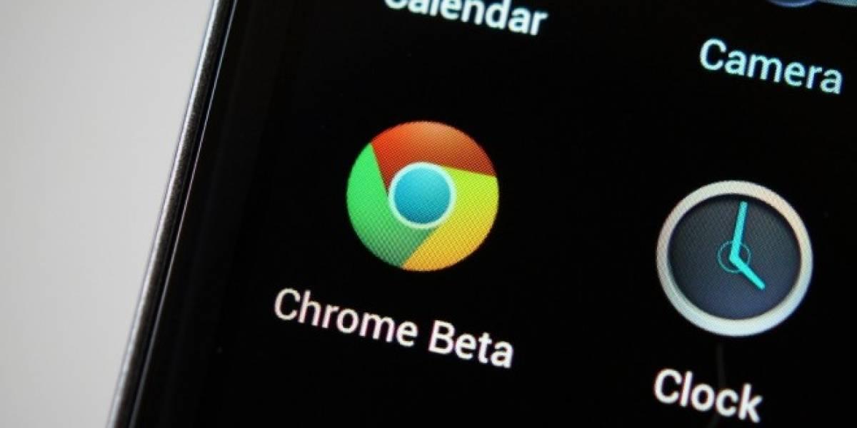 ¿Acaso Chrome será el navegador por defecto en Jelly Bean?