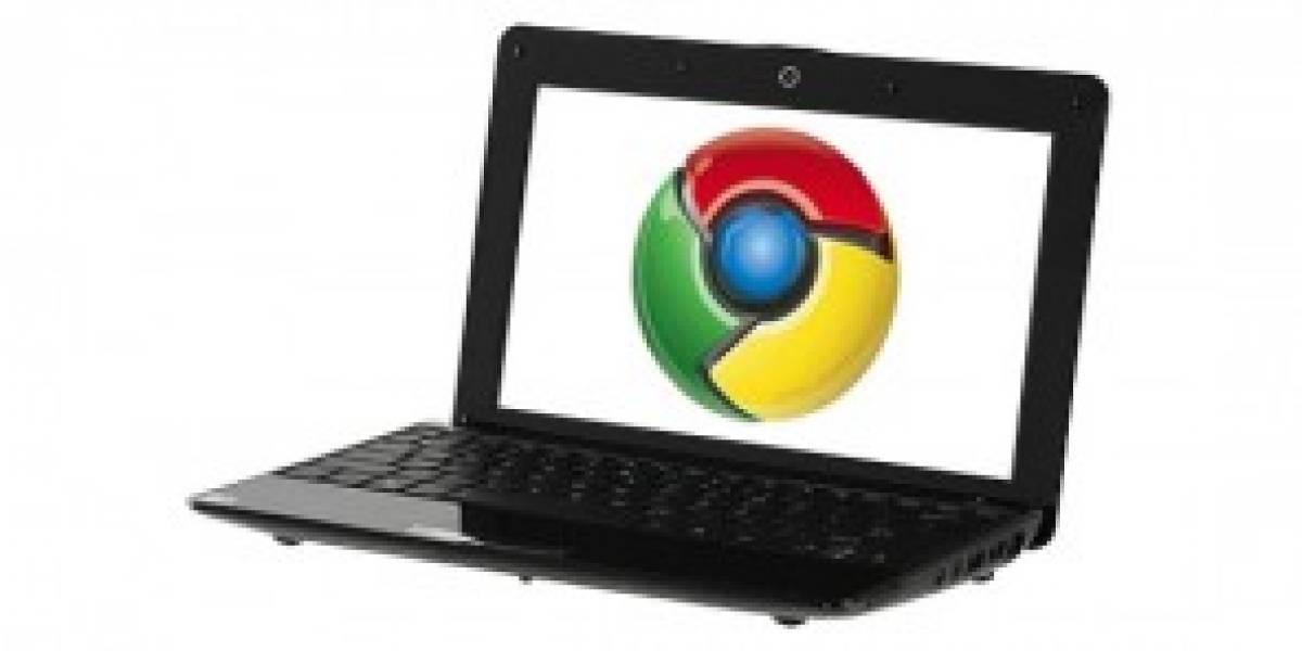 Apoyo de fabricantes a Chrome OS no es como dice Google