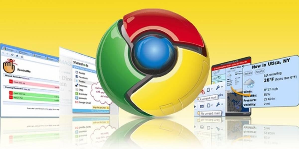 Fail!: Extensión alojada en Chrome Web Store secuestraba los perfiles de Facebook