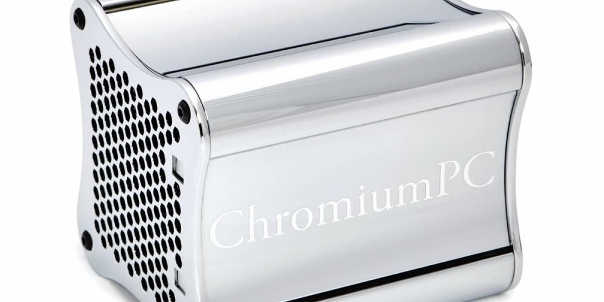 El primer PC de escritorio con Chrome OS saldrá en julio en EE.UU.