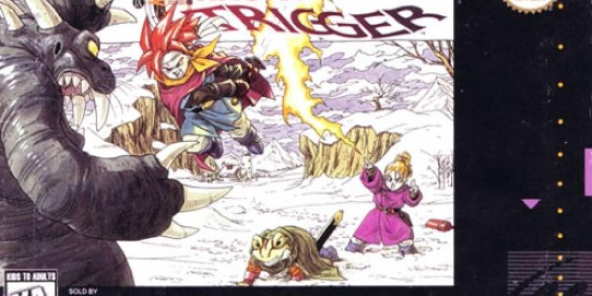 Chrono Trigger llega a la Consola Virtual de Wii la próxima semana