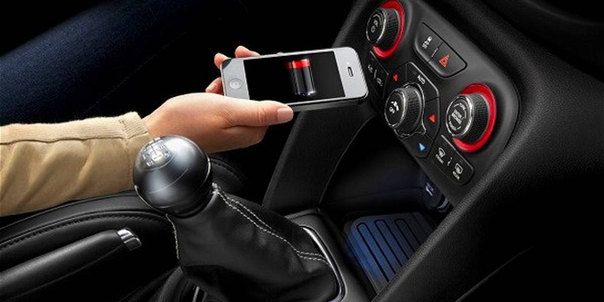 Chrysler permitirá recargar nuestros teléfonos de forma inalámbrica en sus autos