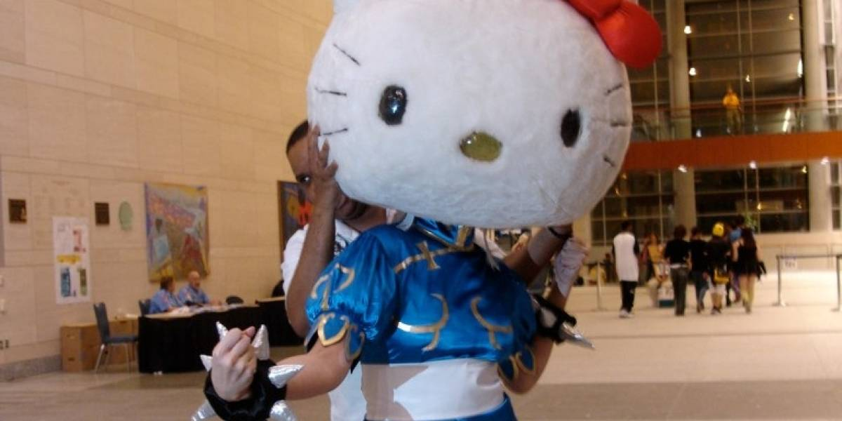 Ha-do-¿qué? Capcom y Sanrio firman un acuerdo. Saluden a Hello Kitty X Street Fighter