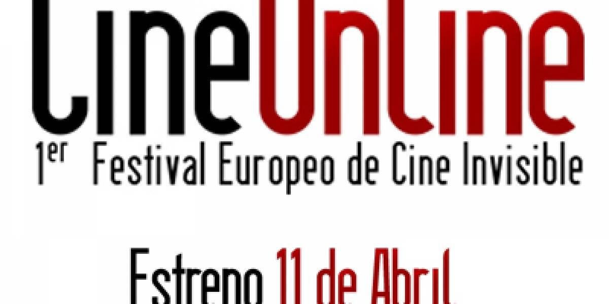 Nace el 'Festival Europeo de Cine Invisible' en Internet