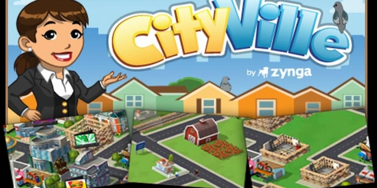 CityVille cumple un año y es el más jugado en Facebook