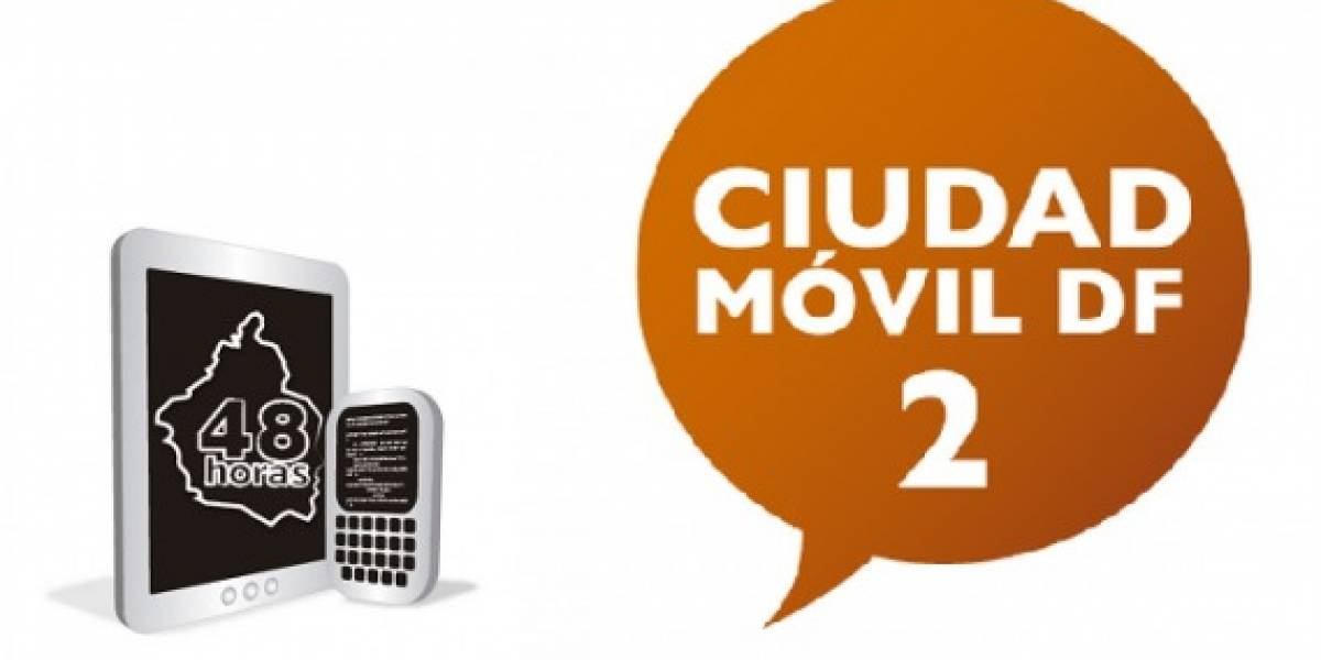 México: Regresa el Ciudad Móvil DF Hackathon 2012