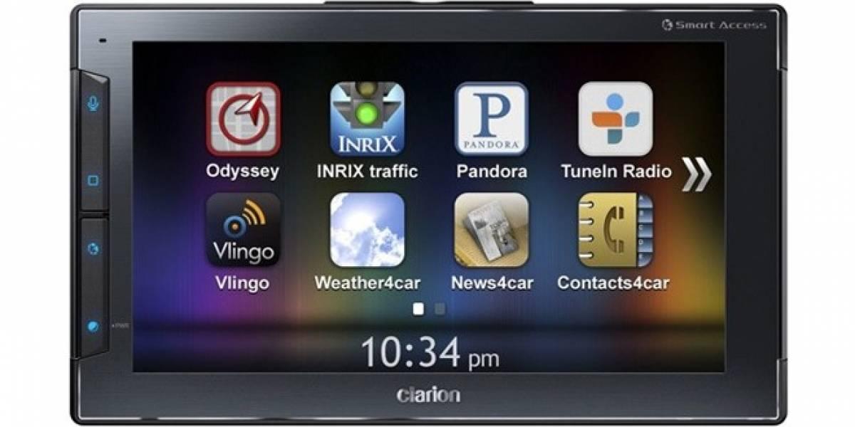 Next Gate es un accesorio que conecta tu iPhone a tu coche