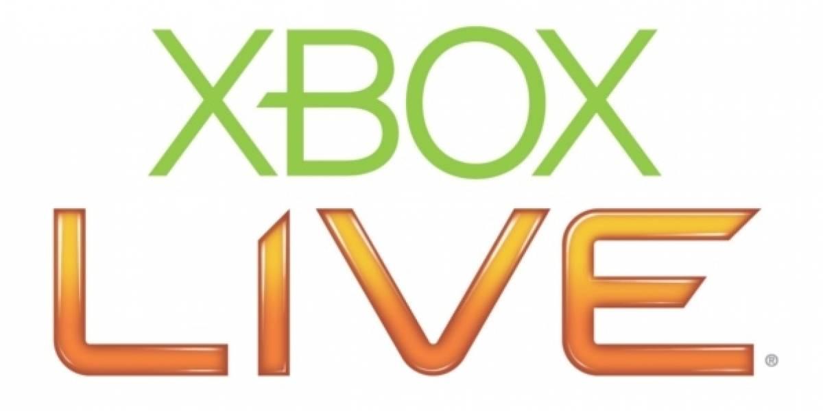Xbox Live llega a los 35 millones de usuarios
