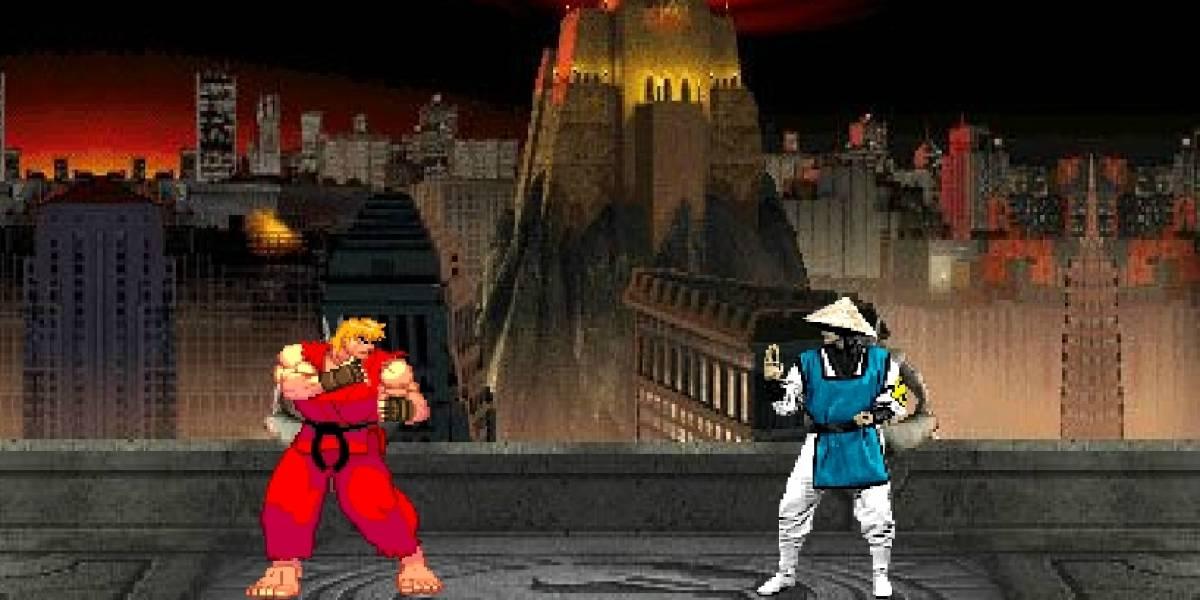 ¿Existe la posibilidad de un Street Fighter vs Mortal Kombat?