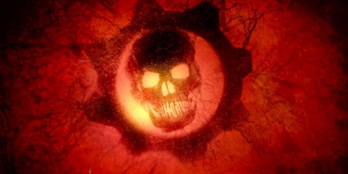Esta es la introducción animada de Gears of War 3