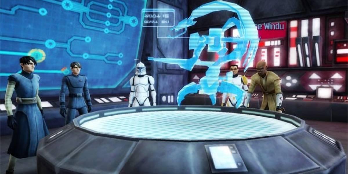 Clone Wars Adventures ya superó los 10 millones de usuarios
