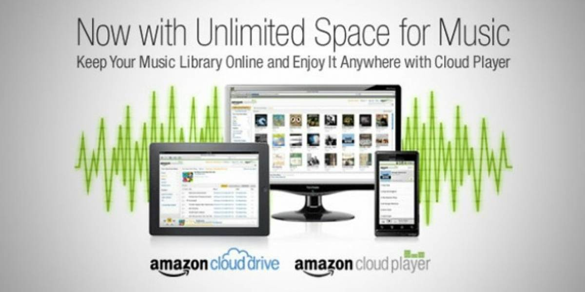 Amazon lanza la aplicación de Cloud Player para iOS