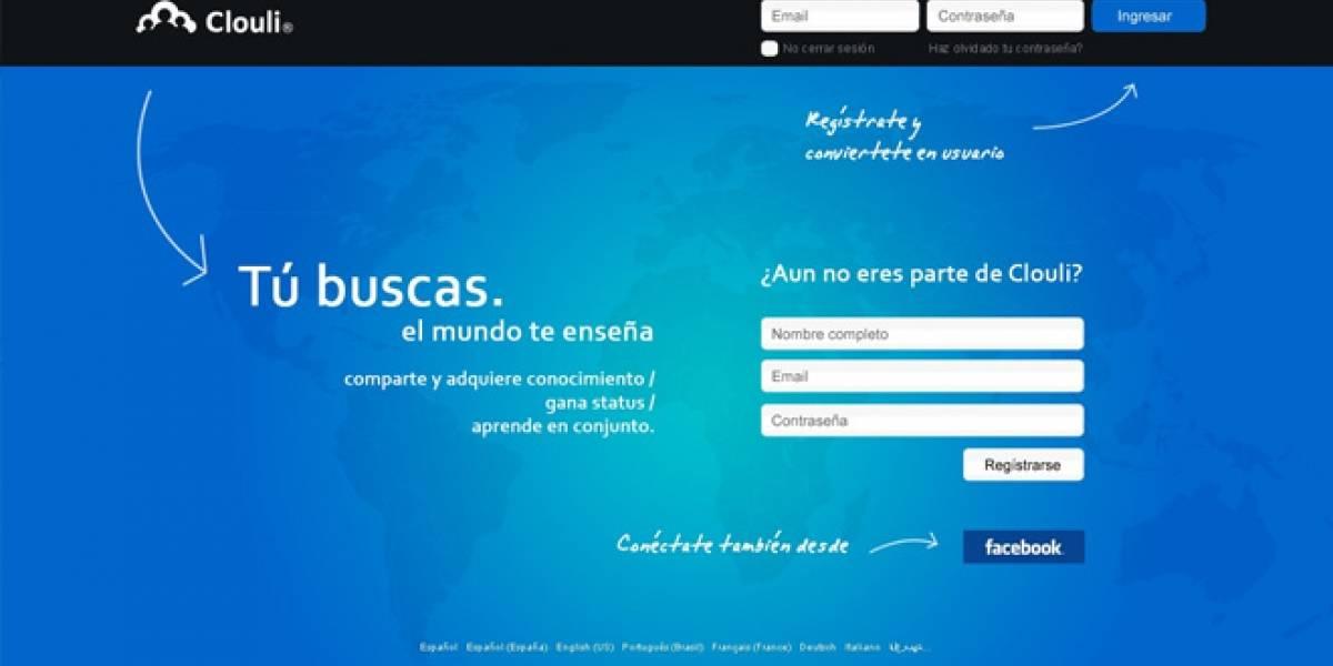 Clouli: Conocimiento experto al alcance de los estudiantes [FW Startups]