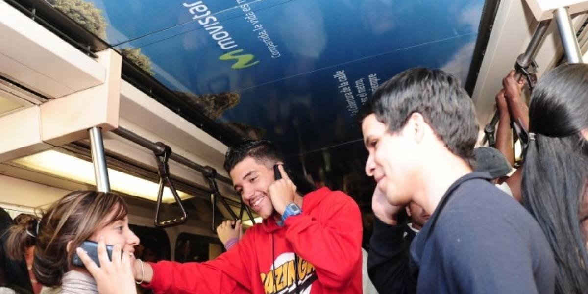 Venezuela: Movistar con cobertura en la Línea 1 del Metro de Caracas