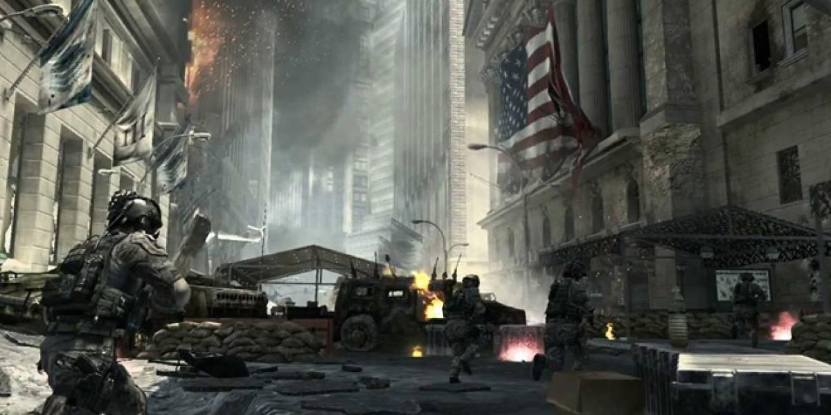 Activision revela calendario de lanzamientos de DLC para Modern Warfare 3