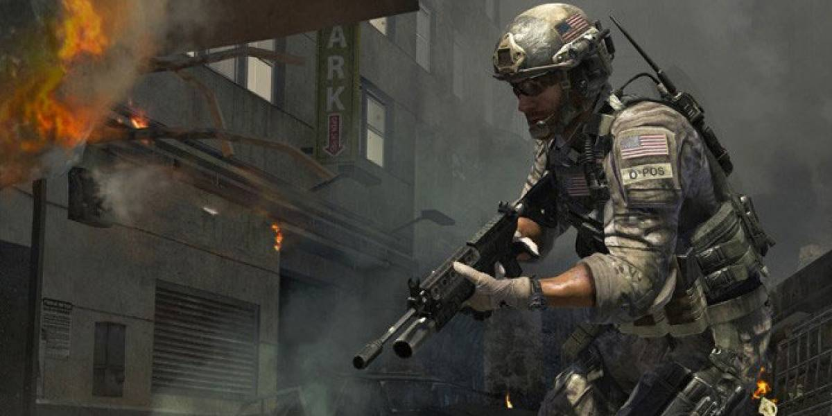 Entrevista con Óscar López, diseñador de personajes de Call of Duty: Modern Warfare 3