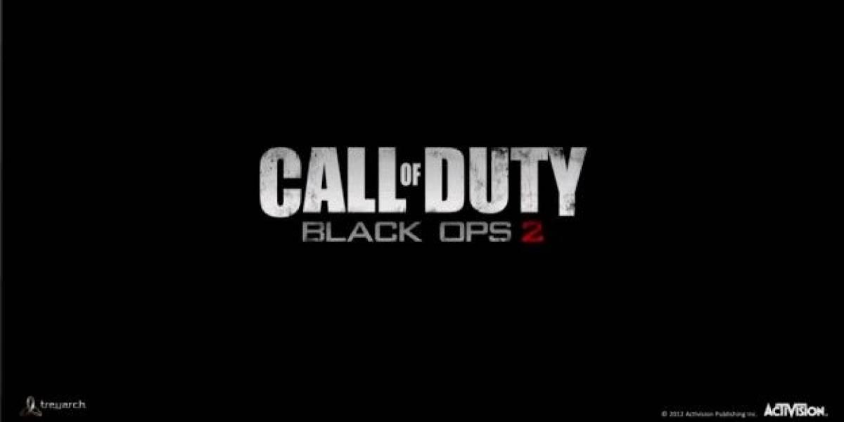 Futurología: Black Ops 2 estrenaría novedades a inicios de mayo