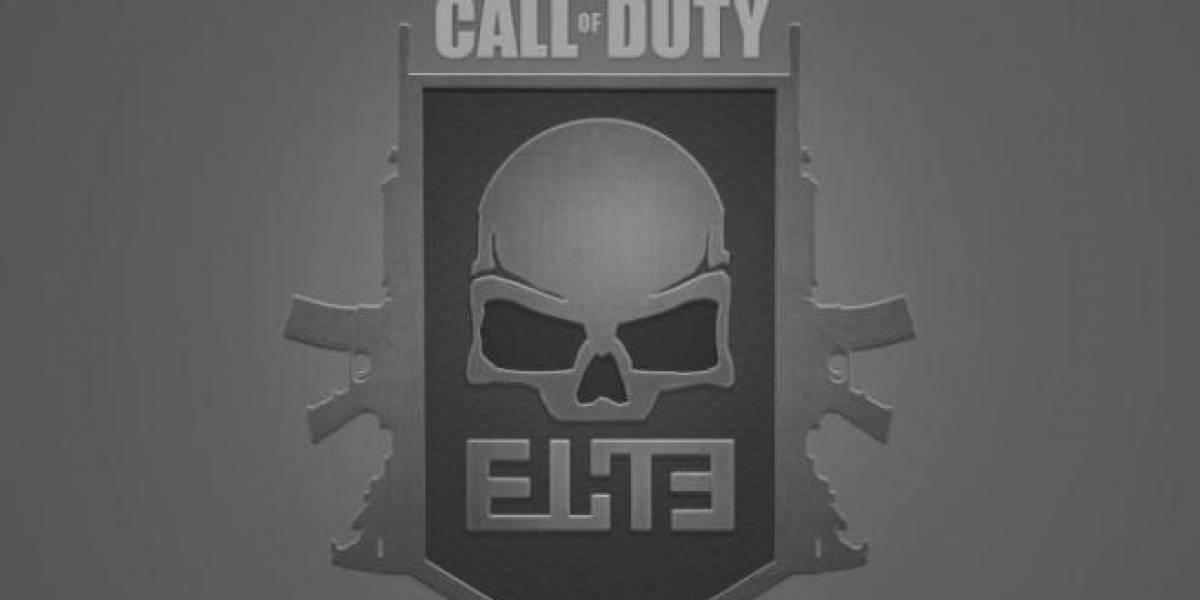 Activision dice: CoD Elite es el futuro de los juegos en línea