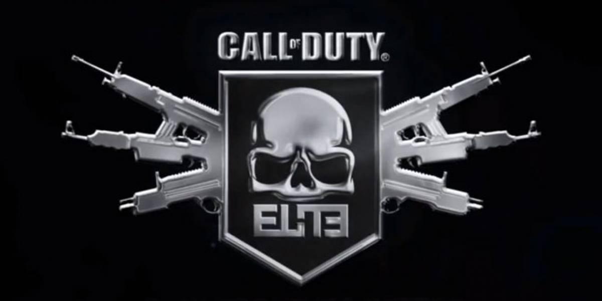 Siguen los problemas con Call of Duty Elite