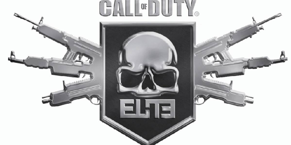 Usuarios de CoD: Elite de PS3 accederán a DLC de MW3 antes que usuarios estándar de 360