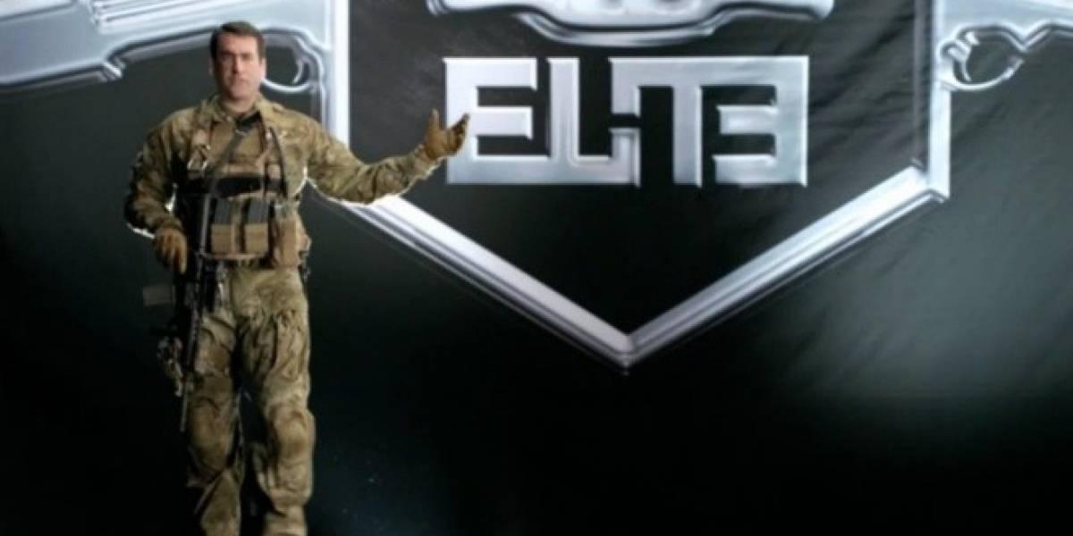 Call of Duty Elite tiene un nuevo trailer. Y es nefasto.