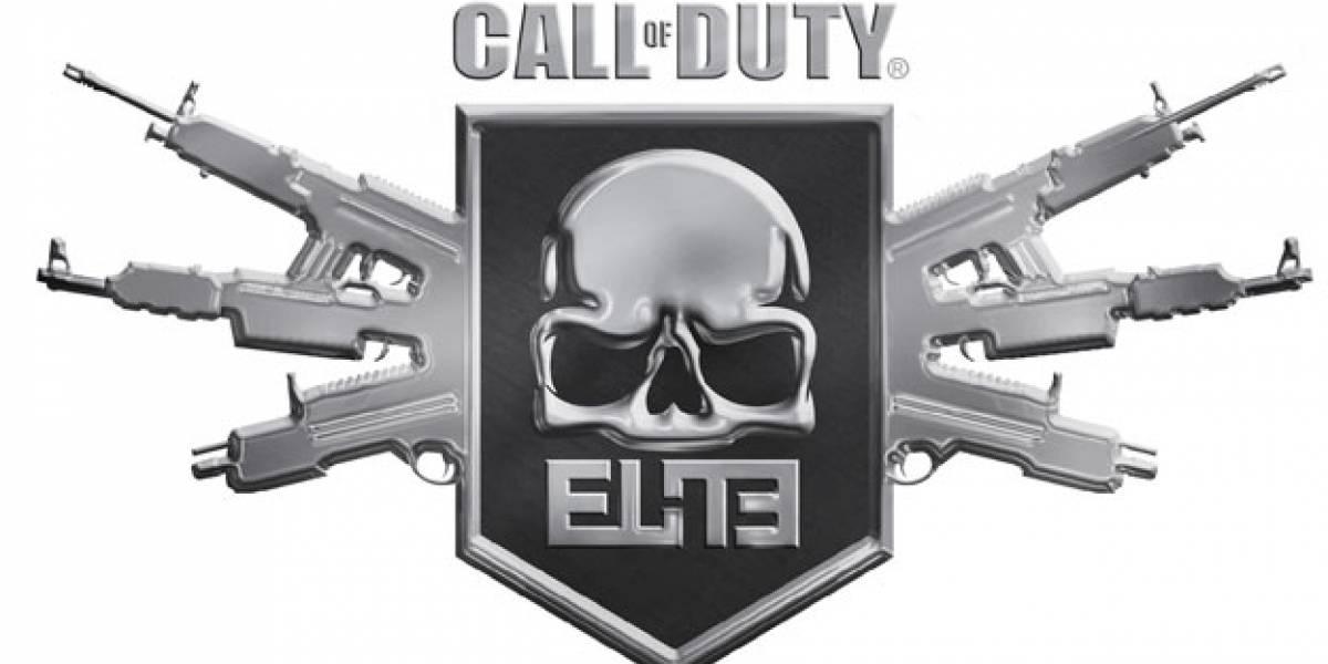 Call of Duty Elite ya superó los 2 millones de usuarios registrados