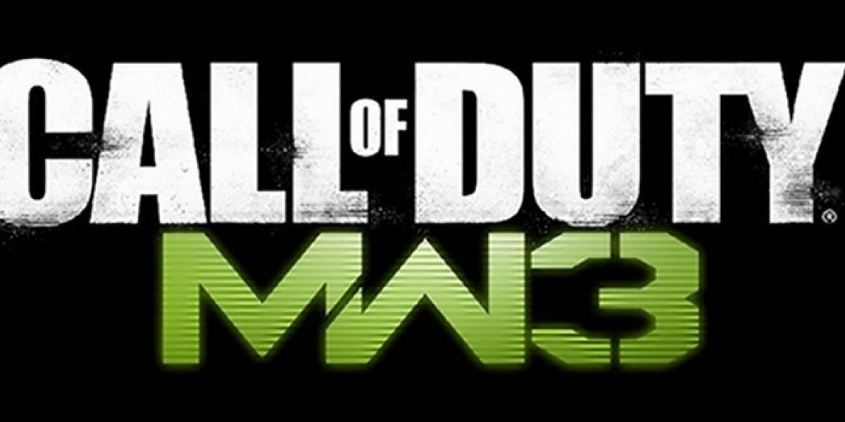 Modern Warfare 3 también llegará a la portátil DS