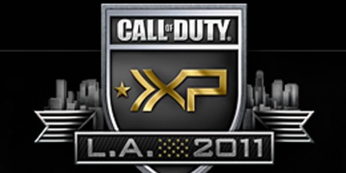 Más detalles sobre el evento Call of Duty XP