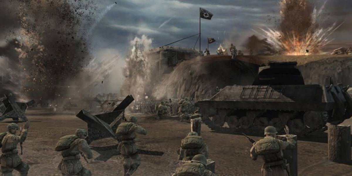 Relic anuncia Company of Heroes 2 para PC