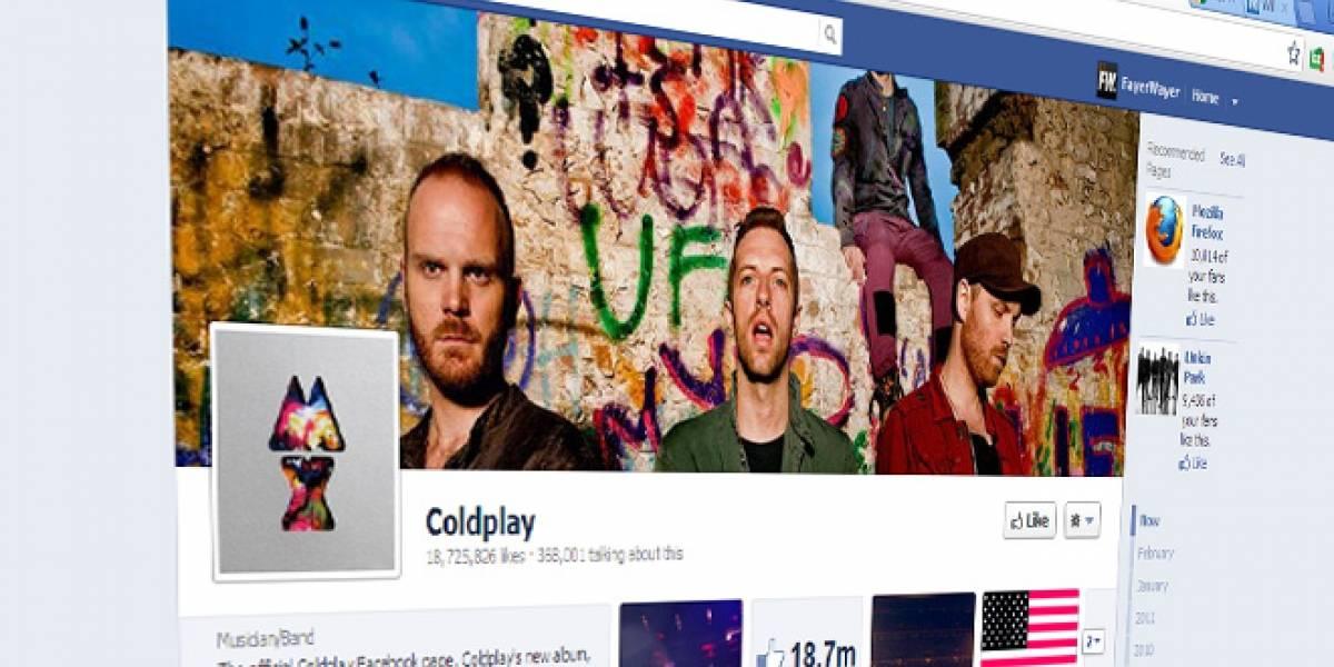 Facebook lanza Timeline para páginas de empresas
