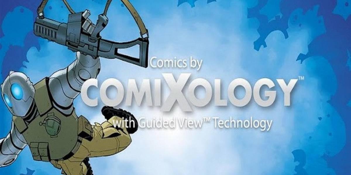 Nuestro teléfono Android como visor de cómics
