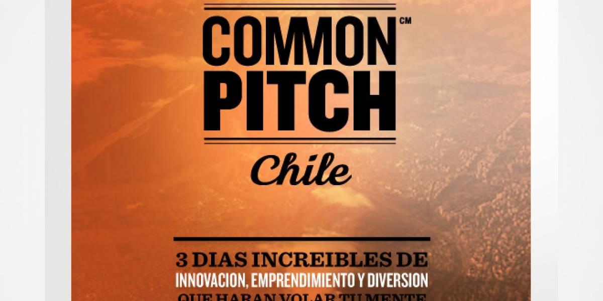 Chile: Common Pitch traerá a Al Gore y reunirá a emprendedores en Santiago