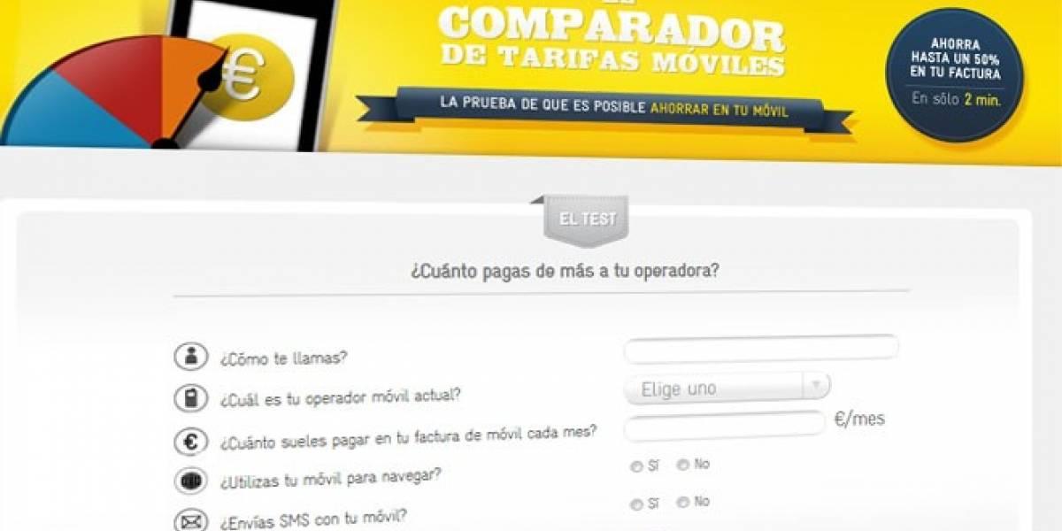España: MásMóvil lanza su comparador de tarifas móviles