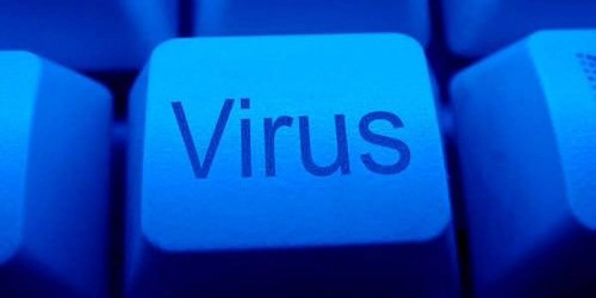 Infelices 40 años, virus de computadora