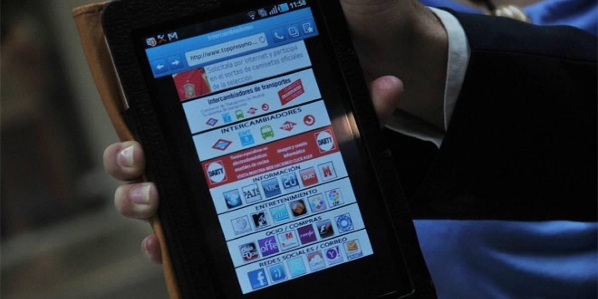 Ya hay Wi-Fi gratis para dispositivos móviles en el intercambiador de Moncloa de Madrid