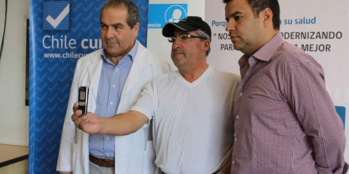 Chile: Consultorio de Conchalí implementa plan para avisar horas médicas por mensaje de texto
