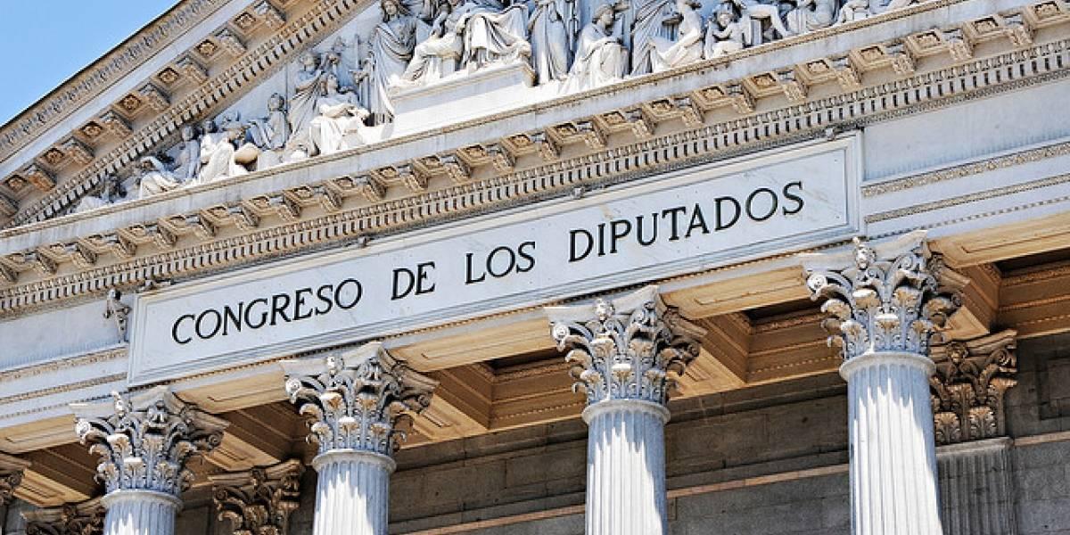 Congreso español votó contra el canon digital