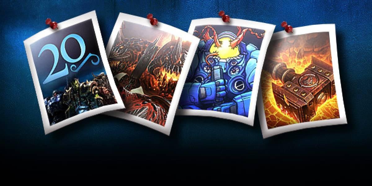 Estos son los finalistas del concurso Recuerdos de Blizzard