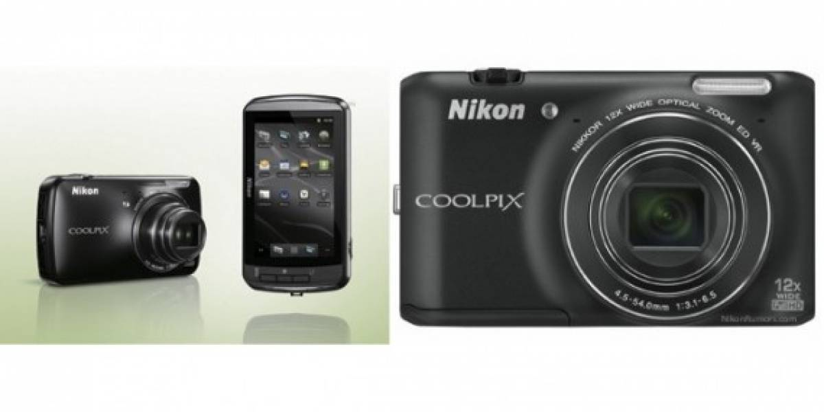 La Nikon Coolpix S800c se deja ver antes de su debut oficial