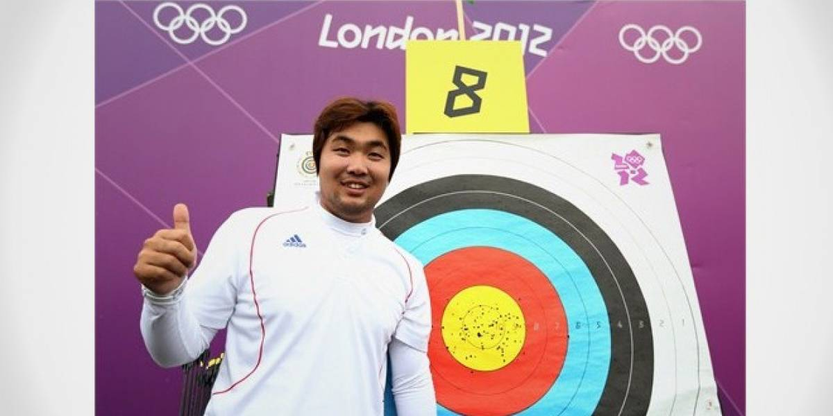 Primer récord de los JJ.OO. es de un arquero surcoreano legalmente ciego